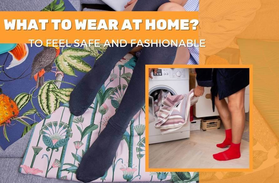 Barefoot, socks, or slippers - what's the best way to walk around the house?